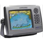 "Lowrance HDS-7m  - 6.4"" chartplotter with worldwide background map"