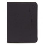 Tucano SCHERMO iPad Sleeve (Black) / Eco-leather