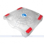 AAB Notebook coolerpad with  silent 190mm  fan on USB,