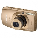 Canon Digital IXUS 310 HS Gold, 12.1 Mpixel/ 4.4x optical zoom/ Optical I