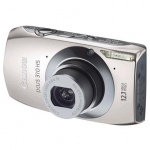 Canon Digital IXUS 310 HS Silver, 12.1 Mpixel/ 4.4x optical zoom/ Optical