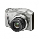 Canon PowerShot SX150 IS Silver, 14.1 Mpixel/ 12x optical zoom/ wide-angl