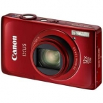 Canon Digital IXUS 1100 HS Red, 12.1Mpixel/ 28mm wide/ 12x optical zoom/