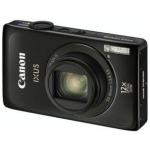 Canon Digital IXUS 1100 HS Black, 12.1Mpixel/ 28mm wide/ 12x optical zoom