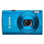 Canon Digital IXUS 230 HS Blue, 12.1Mpixel/ 28mm wide/ 8x optical zoom/ I