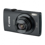 Canon Digital IXUS 230 HS Black, 12.1Mpixel/ 28mm wide/ 8x optical zoom/