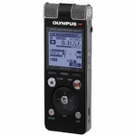 Olympus DM-670 Digital Voice Recorder, 8GB internal memory, Voice guidanc