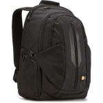 "Case logic RBP117 Notebook Backpack For 17.3""/ Nylon/ Black/ For (41.6 x"