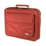 "Continent Notebook brief CC-03 for 15.6-16"" (Red) / Nylon-Polyester / Int"