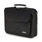 "Continent Notebook brief CC-03 for 15.6-16"" (Black) / Nylon-Polyester / I"