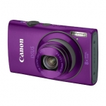 Canon Digital IXUS 230 HS Purple, 12.1Mpixel/ 28mm wide/ 8x optical zoom/