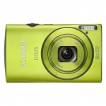 Canon Digital IXUS 230 HS Green, 12.1Mpixel/ 28mm wide/ 8x optical zoom/