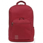 "Tucano UNO PLUS Backpack for 15.6""/16"" (Red)/ Polyester/ Internal: 38,5x2"