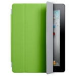 Apple iPad 2 Smart Cover - Polyurethane - Green v2