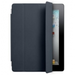 Apple iPad 2 Smart Cover - Leather - Navy v2
