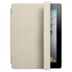 Apple iPad 2 Smart Cover - Leather - Cream v2