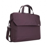 "Case logic MLA116P Laptop Attache for 16"" Laptop & 10.1"" Tablet/ Nylon/ P"