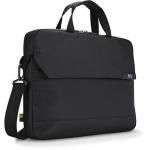 "Case logic MLA116K Laptop Attache for 16"" Laptop & 10.1"" Tablet/ Nylon/ B"