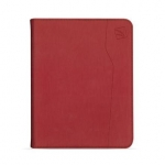 Tucano SCHERMO iPad 2 Sleeve (Red)/ Eco-leather