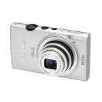 Canon Digital IXUS 125 HS Silver, 16.1Mpixel/ 24mm wide/ 5x optical zoom/