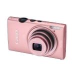 Canon Digital IXUS 125 HS Pink, 16.1Mpixel/ 24mm wide/ 5x optical zoom/ I