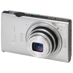 Canon Digital IXUS 240 HS Silver, 16.1Mpixel CMOS/ DIGIC 5/ 24mm wide/ 5x