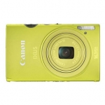 Canon Digital IXUS 125 HS Green, 16.1Mpixel/ 24mm wide/ 5x optical zoom/