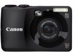 Canon CAMERA 14MP 4X ZOOM A2200/BLACK POWERSHOT 4943B001