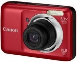 Canon CAMERA 10MP 3.3X ZOOM A800/RED POWERSHOT 5028B001