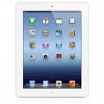 "Apple TABLET IPAD3 9.7"" 64GB WIFI/WHITE MD330HC"