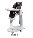 Pegperego IMTATA0091PL57 Highchair Tatamia Cacao
