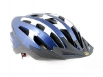 Author 9002138 Helmet Reflex 072 blue 58-62 cm