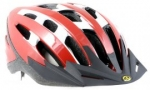 Author 9002398 Helmet Reflex 071 red 54-58 cm