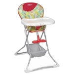 Graco 3T98GRZE TEA TIME HIGHCHAIR GRAZIA