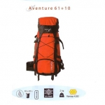 Freetime 10529 Aventure 61+10 red/blk
