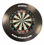 Winmau 4400 Winmau Black Dartboard Surround