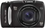 Canon POWERSHOT SX120 IS NORD/BAL