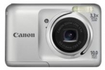Canon POWERSHOT A800 SIL