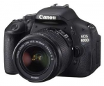Canon EOS 600D 18-55ISII
