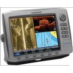 "Lowrance HDS-10 no transducer - 10.4"" combination chartplotter/fishfinder with worldwide background map, no transduce"